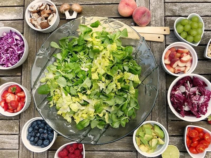 7-Day diet plan to gain weight