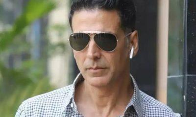 Akshay Kumar hospitalised after testing Covid-19 positive