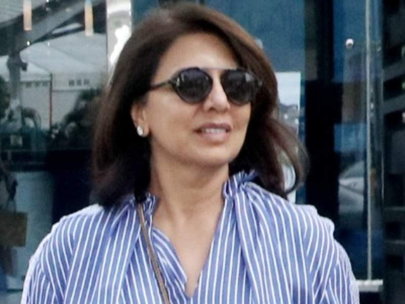 Neetu Kapoor shares secret tip to fight anxiety