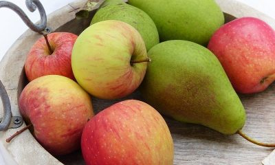Here's the recipe for healthy apple-pear juice