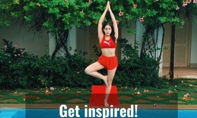 International Yoga Day 2021: Take inspiration from celebs