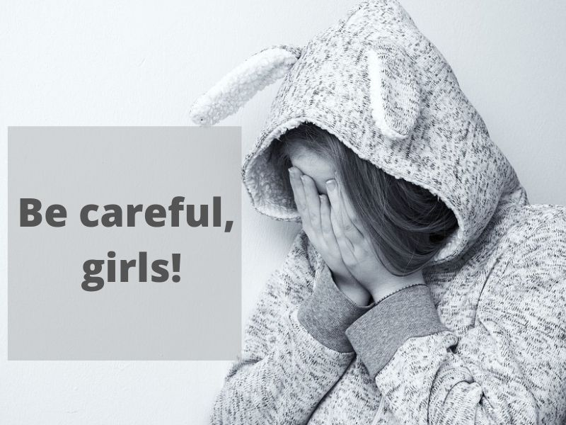 Did Covid-19 impact mental health of Adolescent girls?
