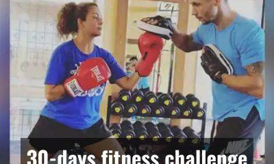 Friday inspiration: Amrita Arora begins her 30-day fitness challenge