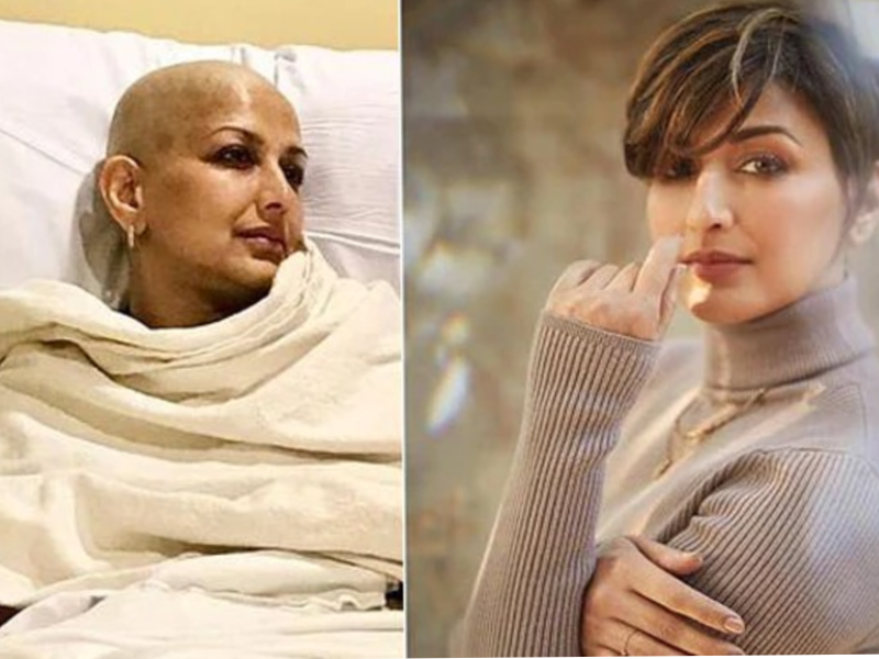 Sonali Bendre: Didn't let the C-word define my life