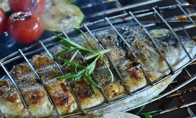 Try this nutritious grilled fish!