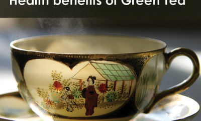 Benefits of Green Tea: Here's why you should drink it every day