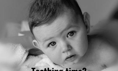What to do when your baby is teething?