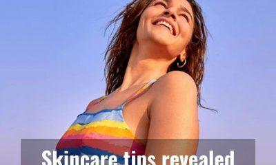 Here are the skin care secrets of Alia Bhatt