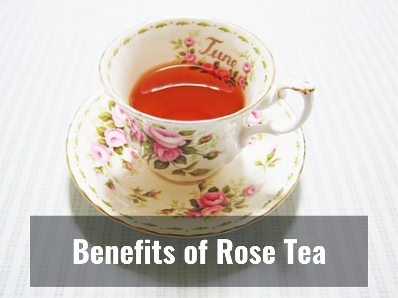 Here's why you should prefer Rose Tea