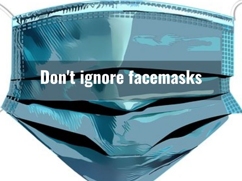 Mask usage drastically declining: Health Ministry