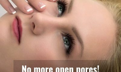 Worried about open pores? Here are the tips