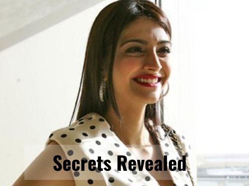 Sonam Kapoor's secret to glowing skin revealed