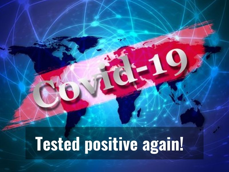 India's 1st COVID-19 patient tests positive for Coronavirus again: Report