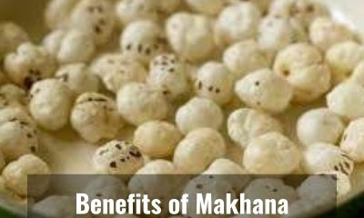 Want to lose weight? Try Makhana!