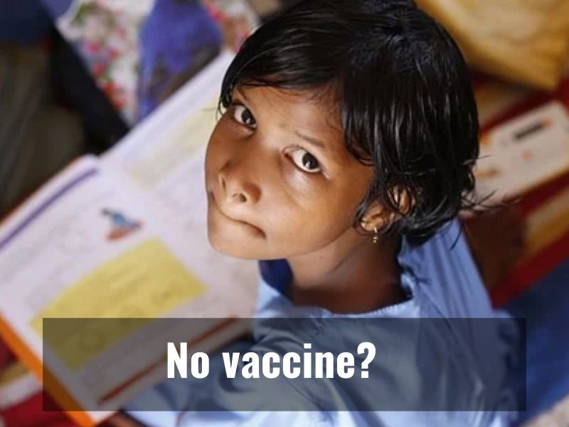 No need for kids to be vaccinated to attend school: WHO