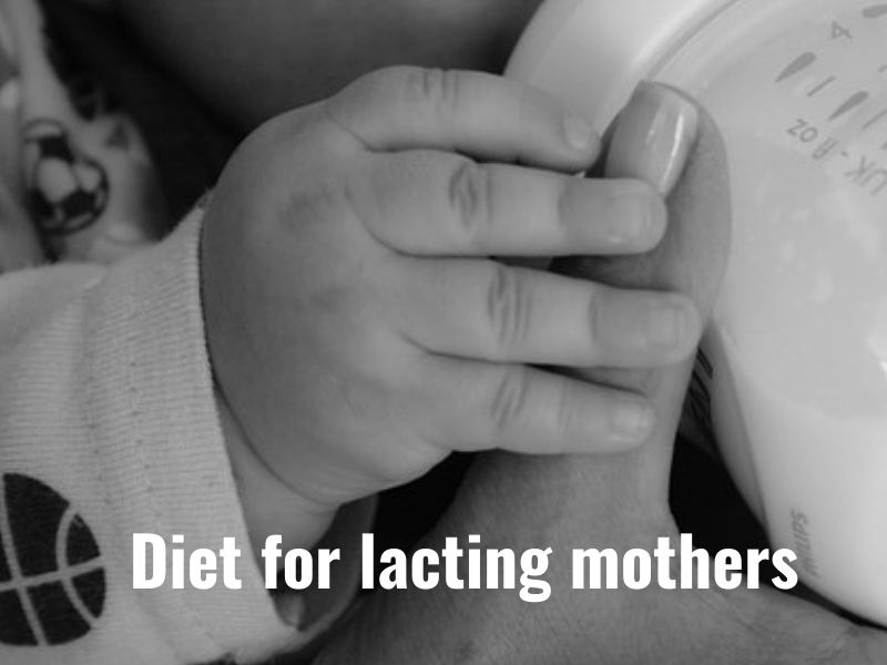 Breastfeeding week: Here is the best diet for lactating mothers