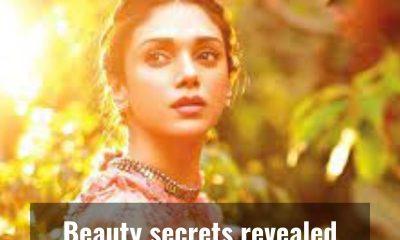 Love Aditi Rao Hydari's glowing skin? Here are the secrets!