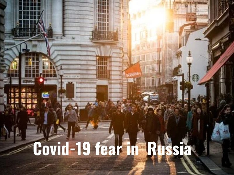 Covid-19 in Russia: More than 20,000 new cases and 808 deaths