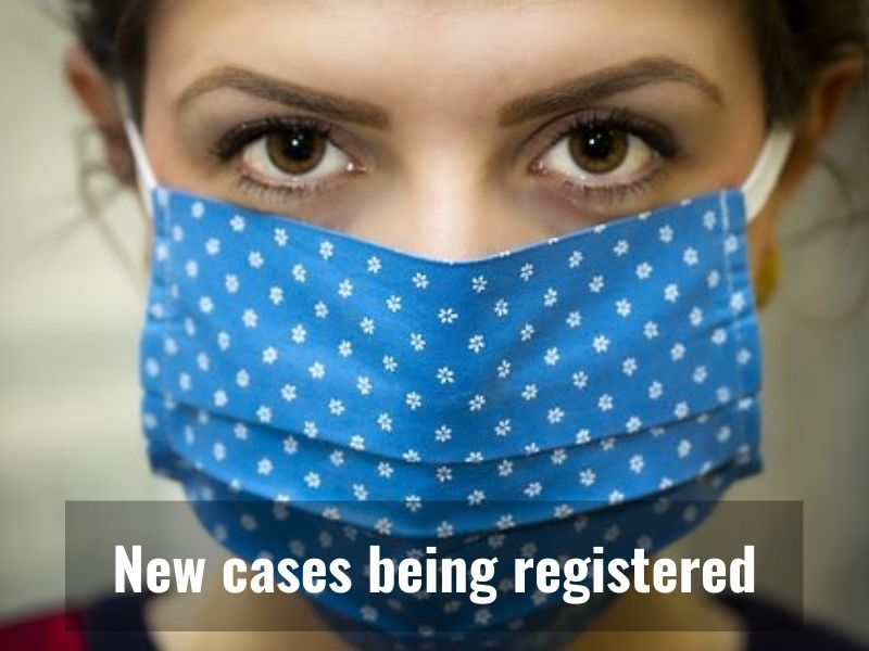 Covid-19 in India: 39,070 new cases, 491 deaths registered