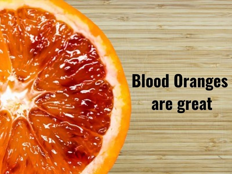 Here's why you should prefer eating Blood Oranges!