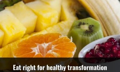 Top 12 tips for healthy transformation