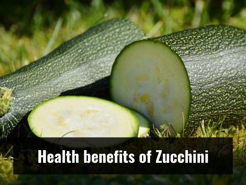 Health Benefits of Zucchini are amazing
