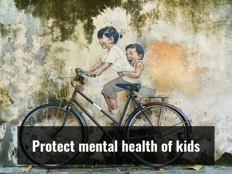 Climate change is harming children's mental health