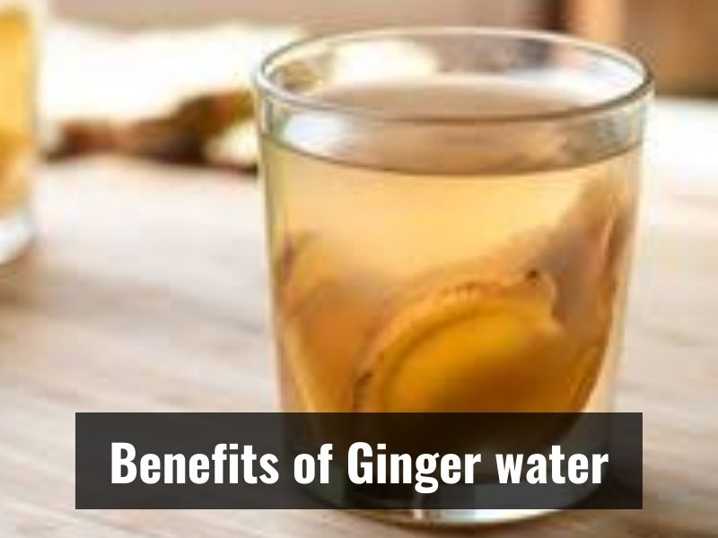 Ginger water can do wonders to your health!