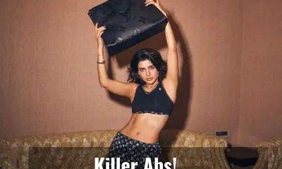 Viral pics: Want stunning abs like Samantha?