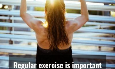 What does no physical exercise mean for your body?