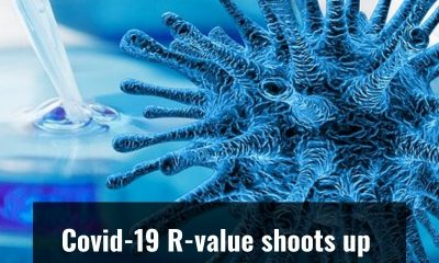Covid-19 in India: R-value shoots up to 1.17 in second half of August
