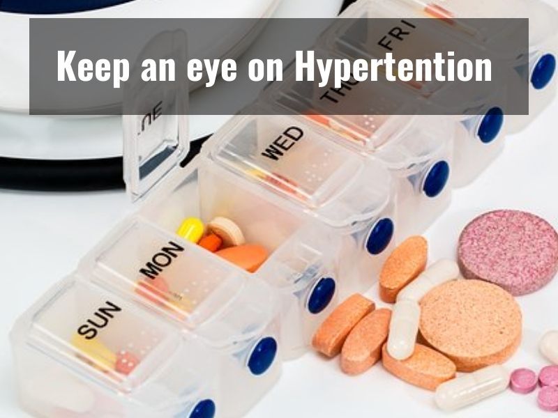 Do you know twice as many people live with hypertension as 30 years ago?