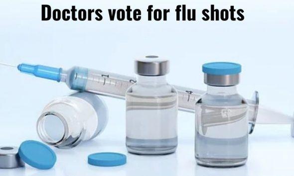 Doctors recommend flu shots despite side effects
