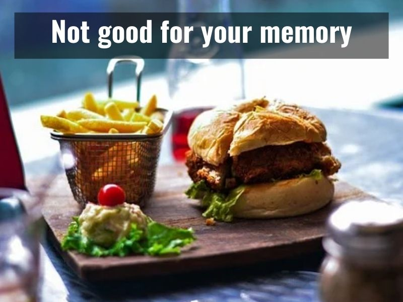 Pizza, Chips And Other Processed Foods May Affect Your Memory