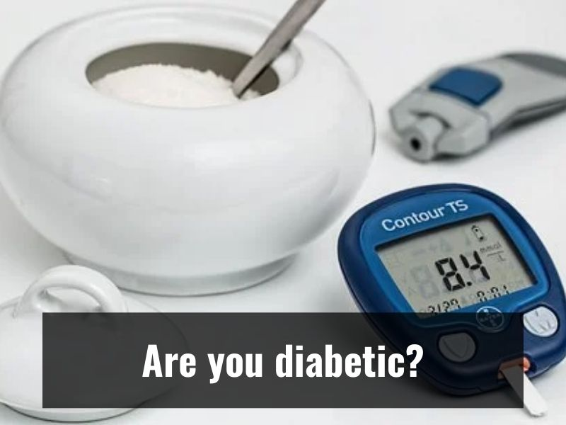 How do you know if you have diabetes?