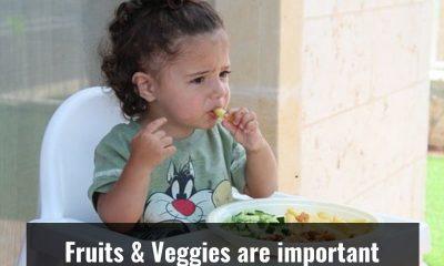 Kids who eat more fruit, vegetables have better mental health