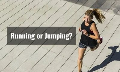 Running vs jumping rope: Which is a better way to lose weight?