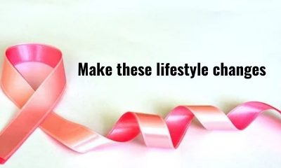 Breast Cancer Awareness: Lifestyle changes that can help in the prevention