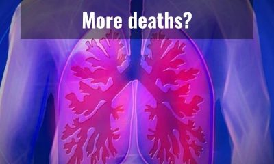 TB deaths rise for first time in over a decade. WHO report links it to Covid-19 pandemic