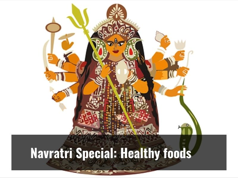 Navratri fasting: Healthy food options you can try