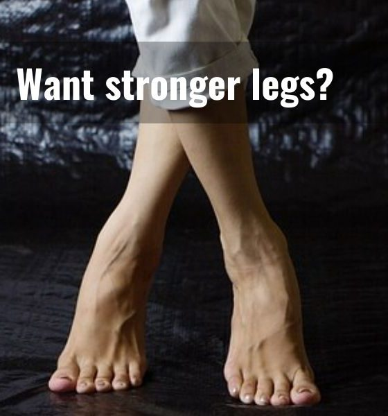 Here are the best workouts for stronger legs
